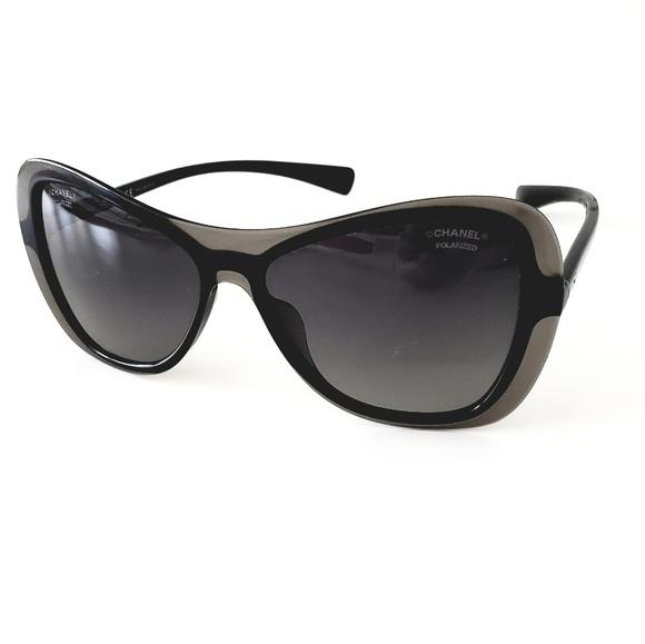 9de69ca37179 CHANEL Accessories | Sunglasses Cat Eye 5388 Polarized Gradient ...